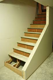 neat design replacing basement stairs am dolce vita stairs diy to