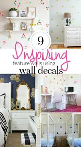 9 removable products for your rental cute apartment decor the inspiring wall decal feature walls the perfect rental friendly solution for decorating your walls