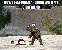Funny Memes About Girlfriends - funny images fighting with my girlfriend taking back america