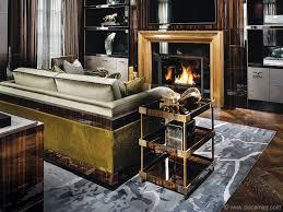 Best Modern Glamour Interiors Images On Pinterest - Modern luxury interior design