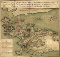 the culper spy ring was not the first to warn the french at