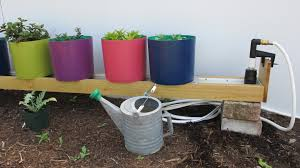Self Watering Vertical Planters 13 Creative And Innovative Rain Gutter Garden Ideas The Self