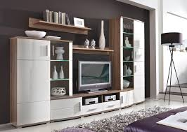 Wohnzimmer Modern Eiche Momati24 De Yeti 80 Wohnwand Trendmöbel Aus Der Fabrik