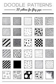 25 gorgeous doodle patterns ideas on zen doodle