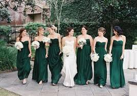 green bridesmaid dresses forest green bridesmaid dresses weddingbee