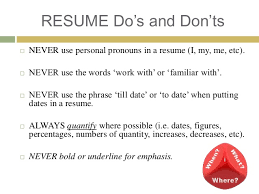 Resume For Casual Jobs by Resumes Handbills And Interviewing Adapting To The