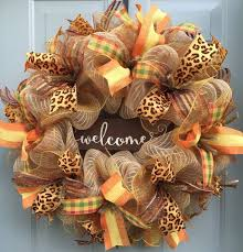 Thanksgiving Deco Mesh Wreaths 147 Best Products Images On Pinterest