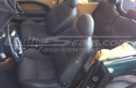 mini cooper interior mini cooper leather interiors
