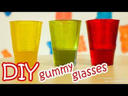 edible glasses how to make gummy glasses diy edible gummy glasses idunn