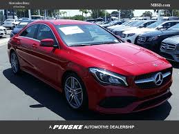 2018 new mercedes benz cla cla 250 coupe at mercedes benz of san
