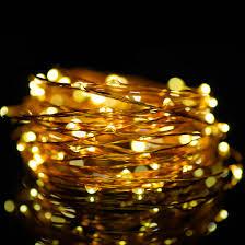 amber mini led christmas lights 5 v usb led copper wire light string