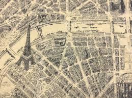 Notre Dame Campus Map Paris Destination Paris France Street Map Eiffel Tower Notre Dame