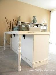 Kitchen Table Or Island Add A Base Turn A Kitchen Table Into A Kitchen Island Great