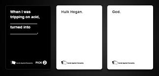 words against humanity cards pretend your xyzzy the online cards against humanity