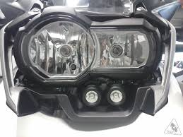 Led Lights For Motorcycle Denali Dm Micro Led Lighting U0026 Mount Kit For Bmw R1200gs Lc U002713