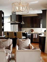 Kitchen Designs Dark Cabinets by Dream Kitchen With Dark Cabinets Great Open Concept Open To The