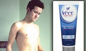 male genital hair removal videos men pay price for not reading instructions on hair removal cream
