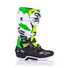 motocross boots alpinestars 2017 alpinestars tech 7 le vegas mx motocross boots black white