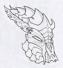 predator bio helmet of sauron by predatrhuntr on deviantart