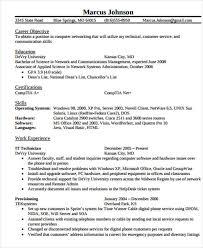 computer networking resume 20 it resume templates in pdf free u0026 premium templates