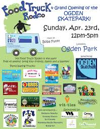 Uncw Map Food Truck Rodeo New Hanover County Parks U0026 Gardens New