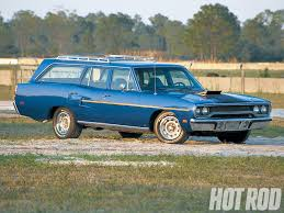 blue station wagon richard romanelli u0027s 1970 plymouth belvedere road runner wagon