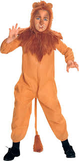 lion costumes for sale kids wizard of oz cowardly lion costume animal fancy dress