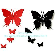 Butterfly Home Decor Dropship Picture More Detailed Picture About Butterfly Wall