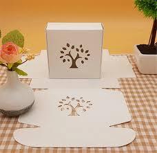 verpackung hochzeitsgeschenk kleine weiße seife papier verpackung box mit fenster