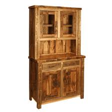 reclaimed wood buffet u0026 hutch small