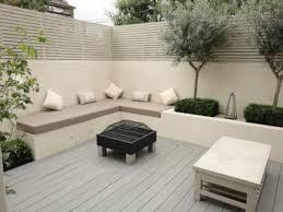 ideas for garden patios