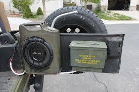 jeep wrangler speaker box tailgate questions jeep wrangler tj forum
