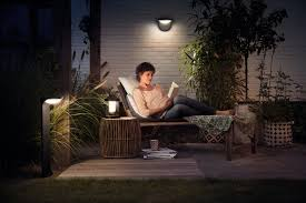 phillips outdoor lighting new research reveals outdoor lighting makes homes more attractive