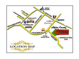 antipolo map alpine county residences antipolo rct company realty