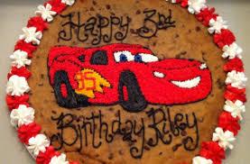lightning mcqueen birthday cake sweet treats by susan lightning mcqueen birthday cookie cake