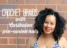 crochet braids atlanta curlkalon crochet braids and install