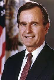 George W Bush Birth George H W Bush Howlingpixel