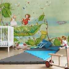 decoration for baby bedrooms on your deco shop co uk product picture non woven wallpaper erdbeerinchen