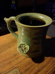 and bake mug smokey s and bake pipe mugs smokey the potterwake and bake
