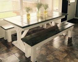 rustic dining room table rustic dining table etsy