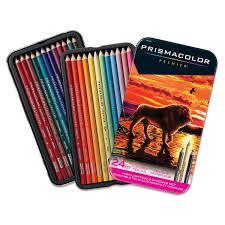 prisma color pencils prismacolor colored pencils and sets blick materials