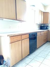 Update My Kitchen Cabinets How To Update 80 S Rounded Corner Cabinets