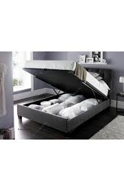 super king size bed frame with storage home design ideas