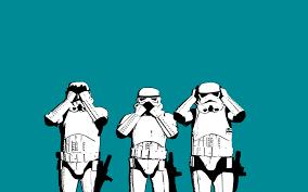 storm troopers see no evil by iamthedarthvader on deviantart