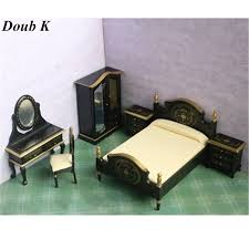 Dollhouse Bed For Girls by Online Get Cheap Bed Doll House Aliexpress Com Alibaba Group