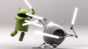 iphones vs androids ios vs android iphones more efficient than android devices