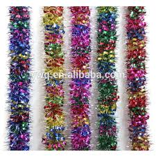 thick tinsel garland buy thick tinsel garland cheap