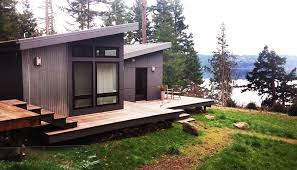 Modular Guest House California Seattle Modular Homes