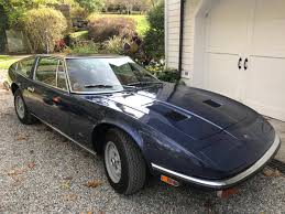 1975 maserati khamsin maserati indy for sale hemmings motor news