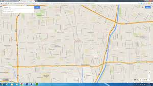Google United States Map by Compton California Map